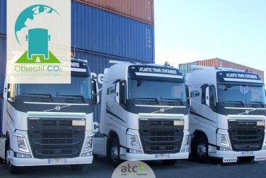 Charte Objectif CO2: un pas de plus vers le transport durable