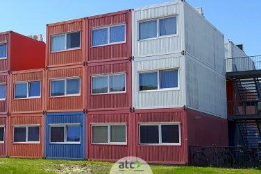 Et pourquoi ne pas construire votre maison à partir d'un conteneur ?
